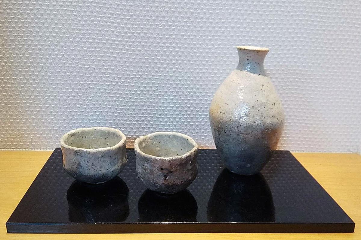 おちょこ&徳利セット(大島画廊)